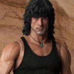 RAMBO III John Rambo HD Masterpiece Action Figure (Enterbay)