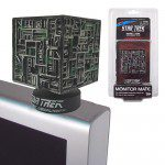 STAR TREK: THE NEXT GENERATION Borg Cube Monitor Mate (Mini Bobble Head)