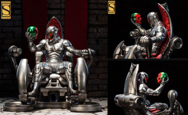 Classic-Ultron-on-Throne-Comiquette-Polystone-Statue-Sideshow-Exclusive-Edition