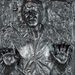 Limited Edition STAR WARS Han Solo in Carbonite Premium Format Figure