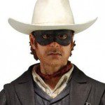 LONE RANGER John Reid 1:4 Scale Action Figure