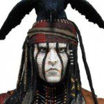 LONE RANGER Tonto 1:4 Scale Action Figure (NECA)