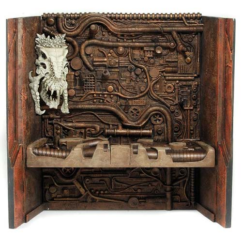 Limited Edition PREDATOR 2 Trophy Wall Diorama NECA