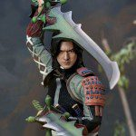 ONIMUSHA 3 Akechi Hidemitsu Real Masterpiece Action Figure (Enterbay)