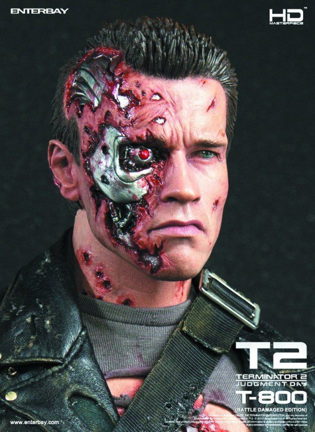 TERMINATOR-2-T-800-Battle-Damage-1-4-Scale-Figure-Enterbay-HD-Masterpiece