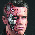 TERMINATOR 2 T-800 Battle Damage 1:4 Scale Figure (Enterbay HD Masterpiece)