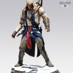 ASSASSIN'S CREED 3 Life Size Statue of Connor Kenway (ATTAKUS)