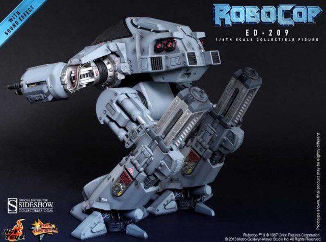 ED-209 MMS Sixth Scale Figure Hot Toys