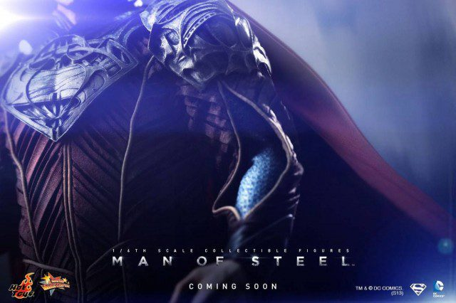 Hot Toys MAN OF STEEL Jor El Sixth Scale Action Figure