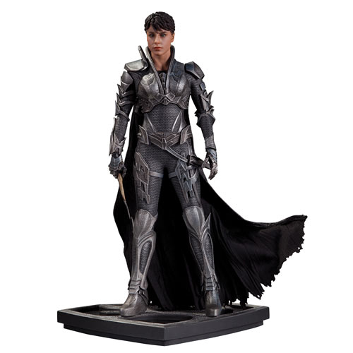 MAN OF STEEL Faora Sixth Scale Statue DC Collectibles