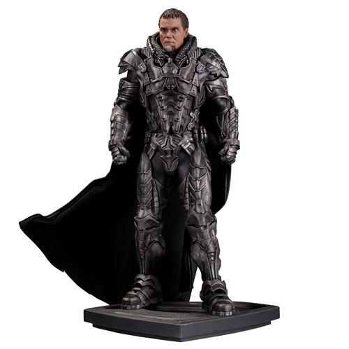 MAN OF STEEL General Zod Sixth Scale Statue DC Collectibles