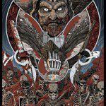 Limited Edition Mondo ARMY OF DARKNESS Poster by Randy Ortiz
