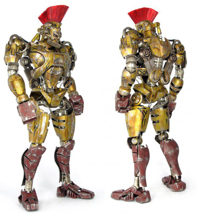 REAL-STEEL-Midas-Robot-16-inch-Action-Figure