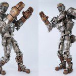 REAL STEEL Atom Robot Sixth Scale Action Figure (ThreeA)