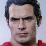 MAN OF STEEL Superman Sixth Scale Figure (Hot Toys)