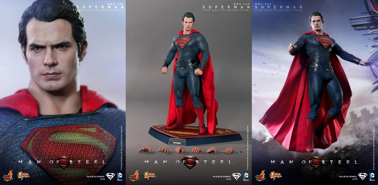 Hot Toys Man of Steel SUPERMAN Figure 1//6 KRYPTONIAN COMMAND KEY
