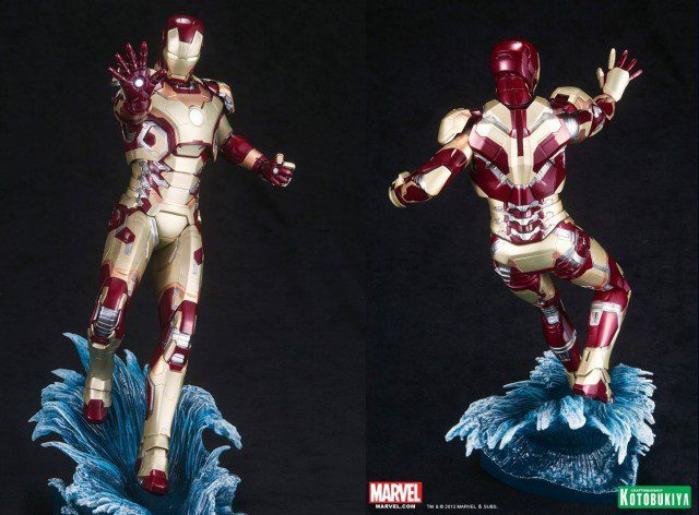 IRON-MAN-3-Mark-XLII-ArtFX-1-6-Scale-Statue-Kotobukiya