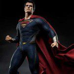 MAN OF STEEL Superman 1:4 Scale Premium Format Figure (Sideshow Collectibles)