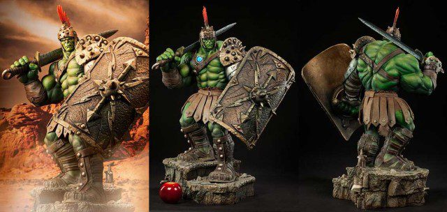 Gladiator-Hulk-Premium-Format-Figure-Sideshow