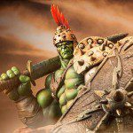 GLADIATOR HULK 1:4 Scale Premium Format Figure (Sideshow Collectibles)