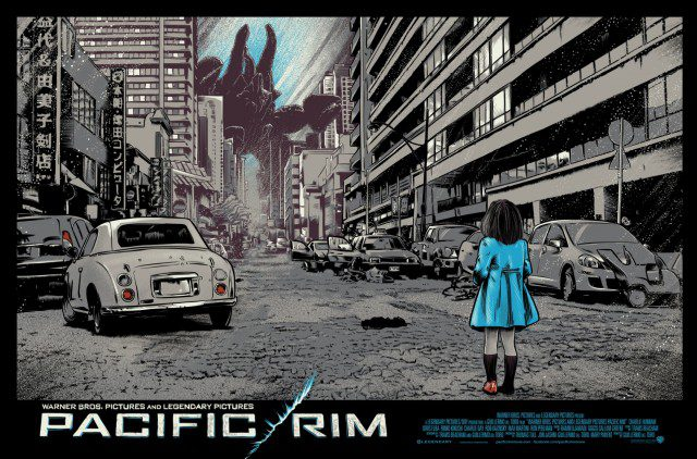 James Fosdike Regular PACIFIC RIM Poster