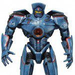 PACIFIC RIM Gipsy Danger 18-Inch Light-Up Action Figure (NECA)