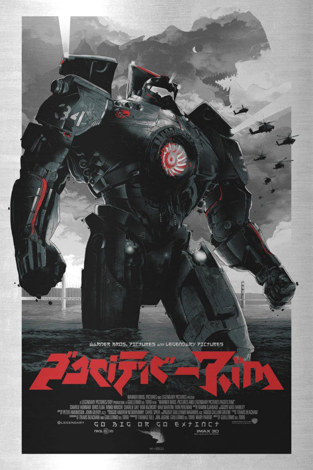 PACIFIC-RIM-Metal-Variant-Poster-Odd-City-Entertainment