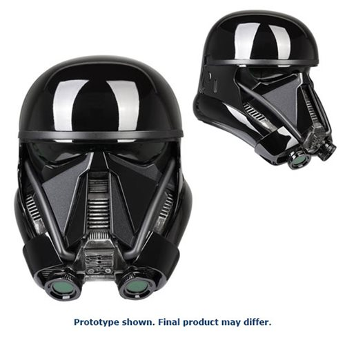 ROGUE ONE: A STAR WARS STORY Death Trooper Helmet Prop Replica