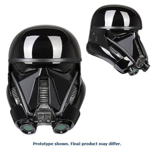 ROGUE ONE: A STAR WARS STORY Death Trooper Helmet Prop Replica